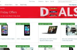 Microsoft Black Friday 2014 Deals
