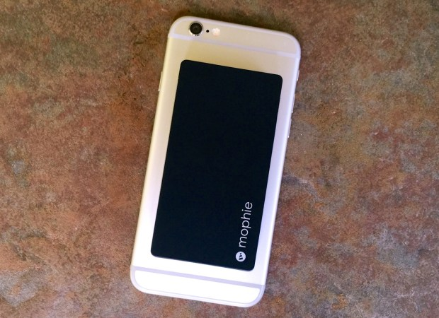 New information about the Mophie iPhone 6 case release.