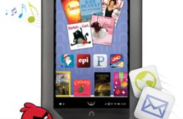 NOOK Color Apps 1