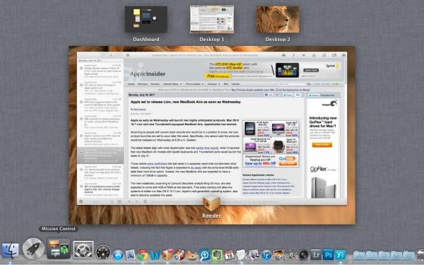 OS X Lion