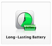 MacBook Air Battery Gauge