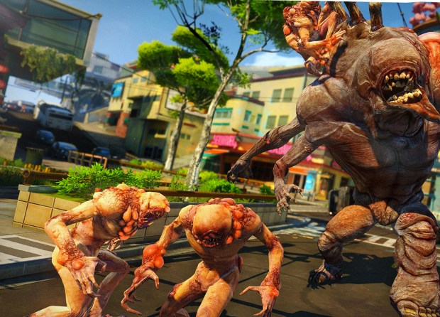 You can find a few Sunset Overdrive deals, but there are not many.