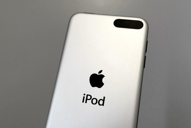 Top Apple Products for 2015 - iPod touch 6th gen