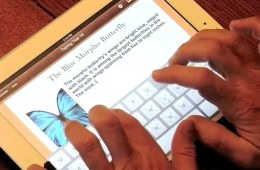 TouchFire_ The Screen-Top Keyboard for iPad by Steve Isaac & Brad Melmon — Kickstarter