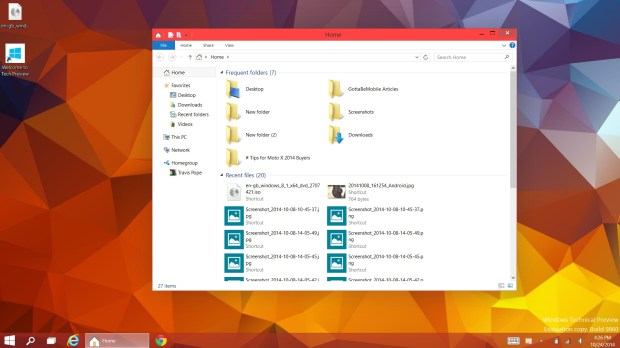 Windows 10 9860 Update Whats New & Different (1)
