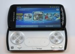 Xperia Play open