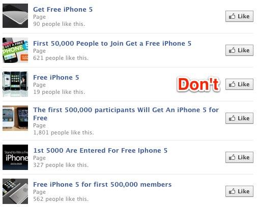 free iphone 5