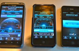 iPhone 4s vs ThunderBolt 4G LTE
