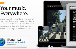 iTunes 10 3 with Beta apps