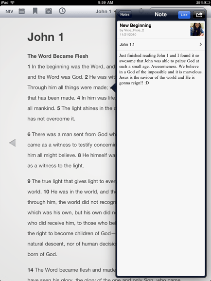 YouVersion Bible HD