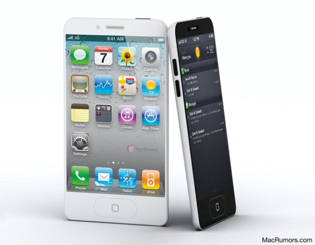 iPhone 5 that will never be