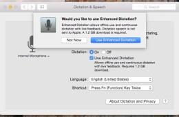 mac-dictation