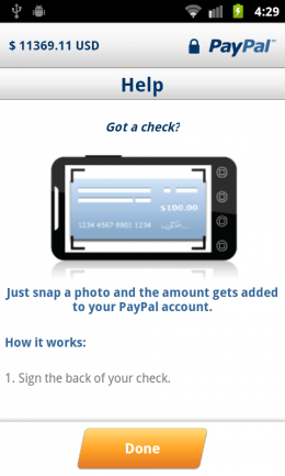 PayPal for Android
