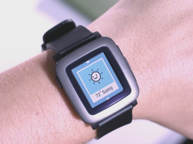 pebble time color e-ink