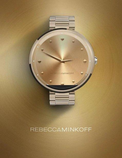 rebecca minkoff watch face