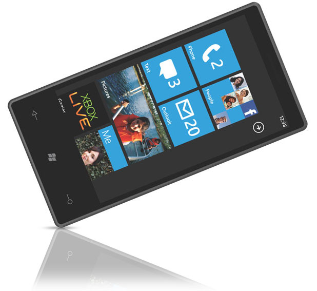 Windows Phone 7 Google Wallet