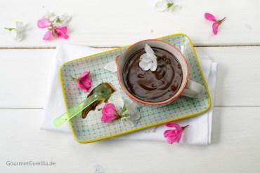 90 Sekunden Schokocreme Death by Chocolate #rezept #gourmetguerilla