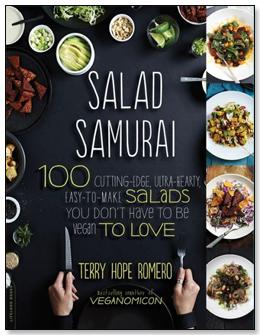 Buchtitel Salad Samurai Terry Hope Romero