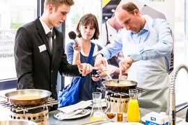 WorldSkills Germany Gastronomie in Hamburg  GourmetGuerilla.de