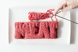 Bistro in Vitro - Knitted Meat