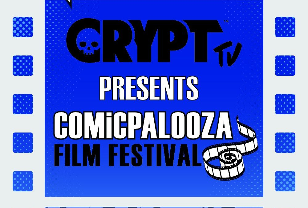 CryptTV announces filmmaking Emerging Artist Award; first slated for Comicpalooza on June 18th
