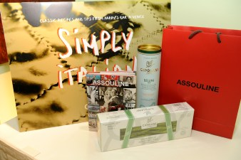 "Assouline And Cipriani Host The Launch Of ""Simply Italian"" At Cipriani Wall Street"