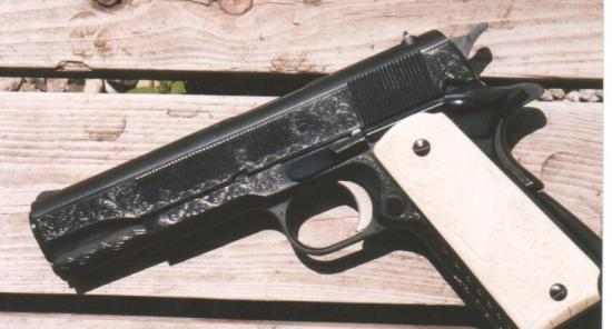 Colt Series 70  in  Cal. 45 ACP