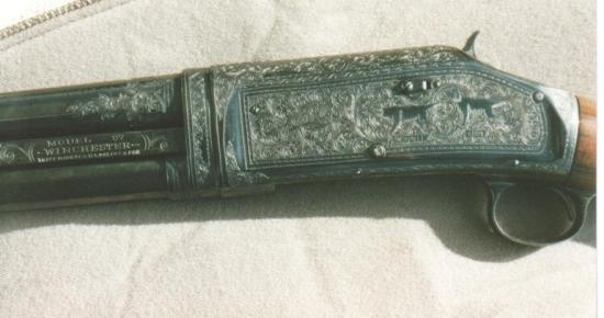 Winchester '97 Pump