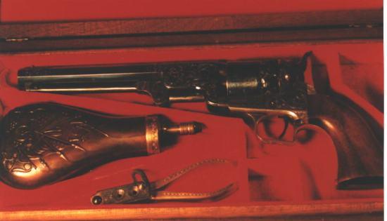 Uberti 1851 Navy