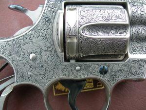 "Colt Python ""Vampire Gun"" - Close Up"