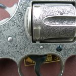 "Colt Python ""Vampire Gun"" - Close Up"