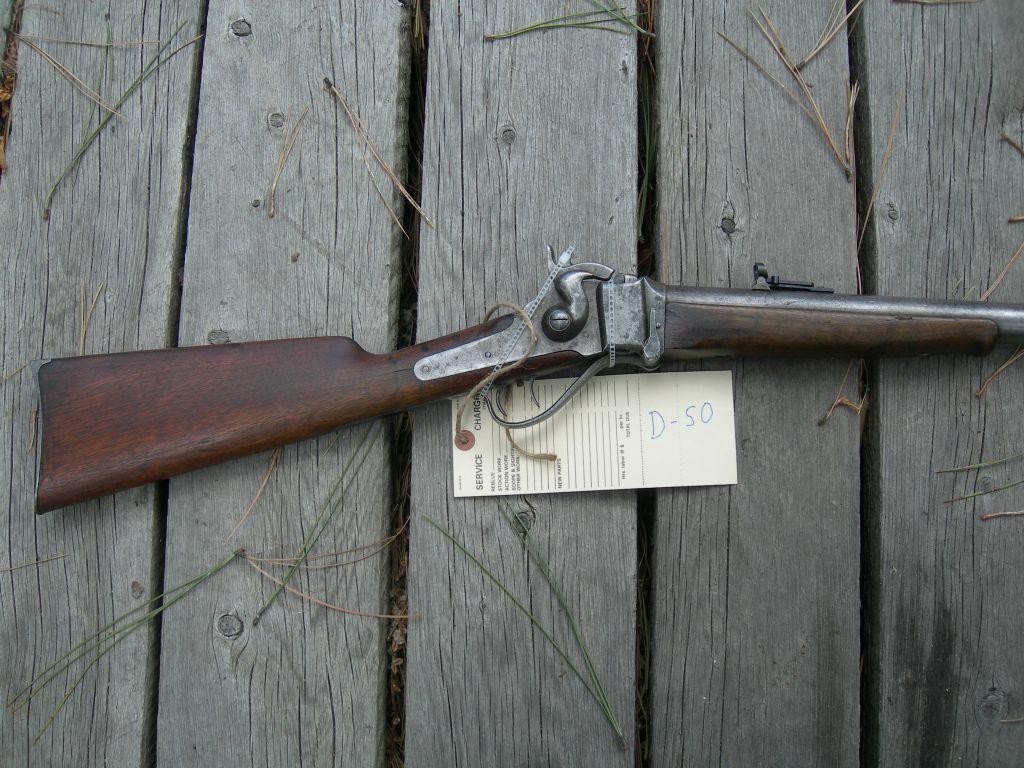 Sharps 1874 Business Rifle