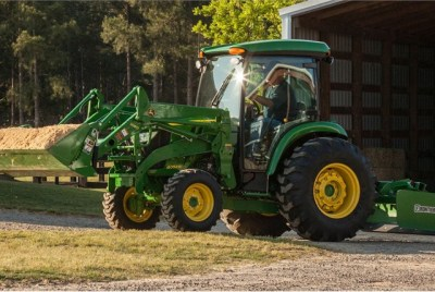 4M & 4R Compact Utility tractors - John Deere - Products - Equipment - Government Fleet