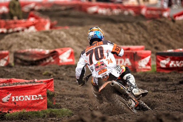 Ken Roczen Daytona Supercross 2012