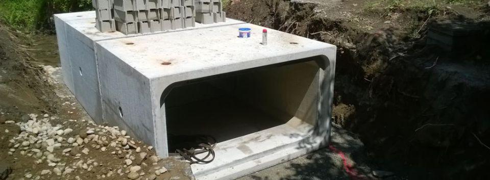 Cadre du pont