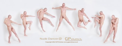Nude Dancer Montage