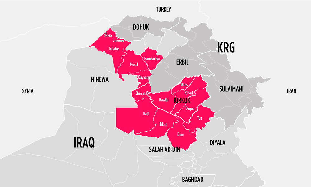 Iraq after ISIL  Global Public Policy Institute