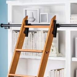 Small Of Library Ladder Kit