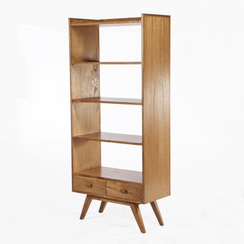 Medium Of Mid Century Bookcase