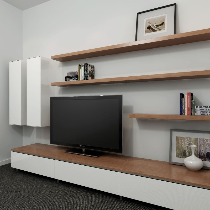Large Of Wall Long Shelves