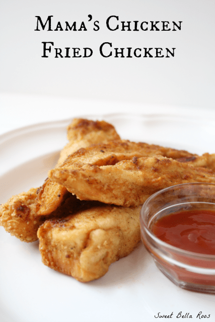 Lightly breaded chicken tenders- quick and easy weeknight meal!