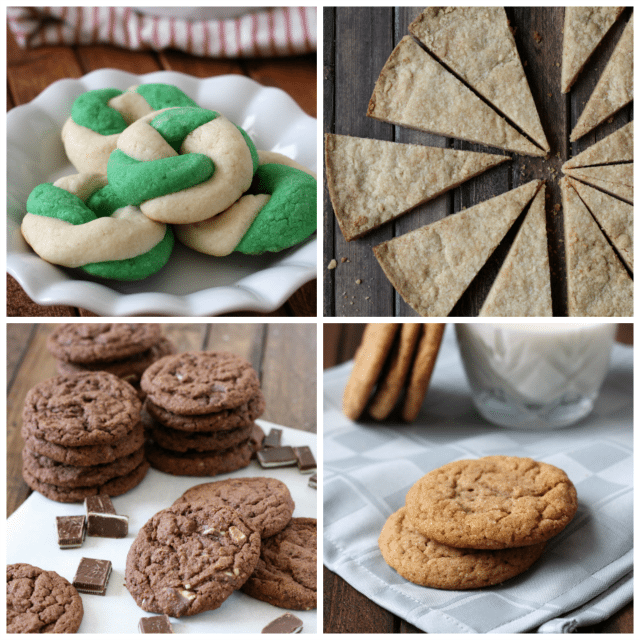 FREE DOWNLOAD: Holiday Cookies- 10 delicious cookie recipes for the holidays and beyond