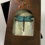 Arched Dragonfly Box