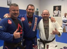 Kevin Moore Jonny Burrows Brown Belts 2015