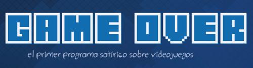 LOGO DE EL PROGRAMA DE RADIO SOBRE VIDEOJUEGOS GAMEOVER