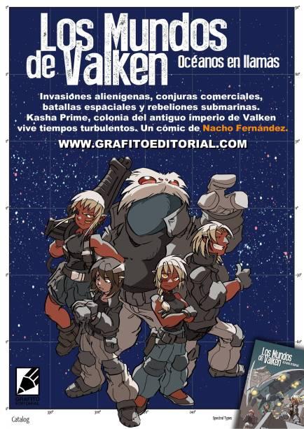 los mundos de valken