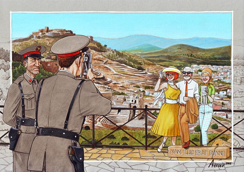 Ilustración de regalo con tu ejemplar de CAZADOR DE SONRISAS