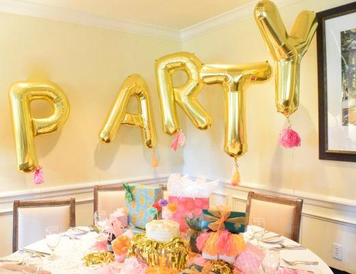 Heather's Birthday Extravaganza