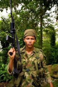 Colombian Paramilitary Anti-FARC