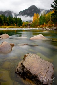 North Cascades Fall Colors